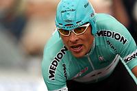 Sykkel<br /> Tour de France 2003<br /> Prolog Paris 05.07.2003<br /> Jan Ullrich - Tyskland - Bianchi<br /> Foto: Digitalsport
