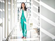 Dr. Julie Wei, of Nemours Hospital, photo by Roberto Gonzalez