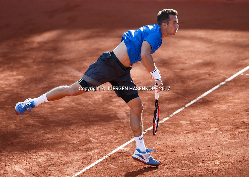 PHILIPP KOHLSCHREIBER (GER)<br /> <br /> Tennis - BMW Open2017 -  ATP  -  MTTC Iphitos - Munich -  - Germany  - 2 May 2017.
