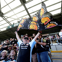 Exeter Chiefs Fans