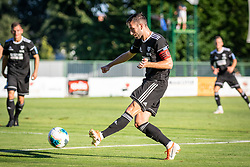 Alen Kozar of Mura during football match between NS Mura and NK Rudar in 6th Round of 6th Round of Prva liga Telekom Slovenije 2019/20, on Avgust 18, 2019 in Fazanerija, Murska Sobota, Slovenia. Photo by Blaž Weindorfer / Sportida