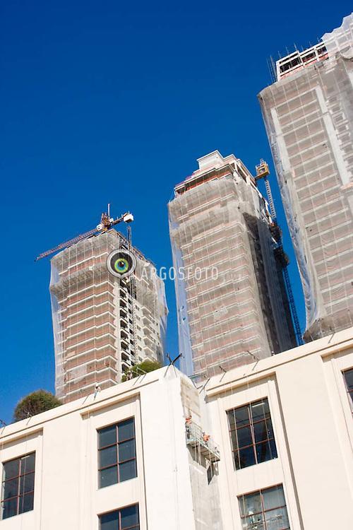 Shopping Cidade Jardim, no bairri do Morumbi / Shopping Cidade Jardim, in the district of Morumbi, Sao Paulo City, Brazil.