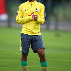 DURBAN, SOUTH AFRICA, Sunday 15 November 2015 - GV of Stock Images during the South African Football (Bafana Bafana) team training session at the People's Park, Moses Mabhida Stadium, Durban, South Africa. (Photo by Steve Haag)<br /> Images for social media must have consent from Steve Haag