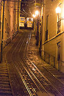 Portugal. Lisbon. Lavra ascensor