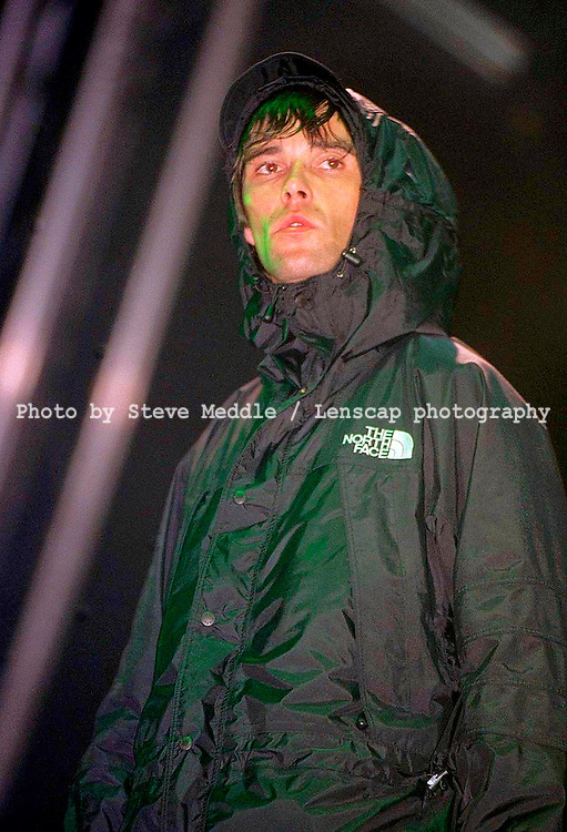 Ian Brown / V Festival 98, Hylands Park, Chelmsford, Essex, Britain - August 1998.