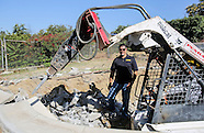 Scott Choppin, owner of S.K. Choppin Demolition Inc.