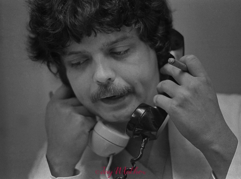George Nichols, Kentucky's Chief Medical examiner.  1977