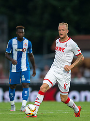 22.07.2015, Grenzland Stadion, Kufstein, AUT, Testspiel, 1. FC Köln vs RCD Espanyol Barcelona, im Bild Kevin Vogt (1. FC Koeln) // during the International Friendly Football Match between 1. FC Cologne and RCD Espanyol Barcelona at the Grenzland Stadion in Kufstein, Austria on 2015/07/22. EXPA Pictures © 2015, PhotoCredit: EXPA/ Johann Groder