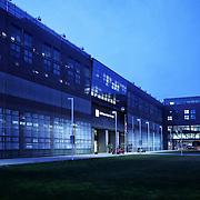 Sede GM Powertrain Engineering Center Torino,<br /> in uno degli edifici della cittadella del Politecnico, è un centro di competenza per il design di powertrain diesel di General Motors