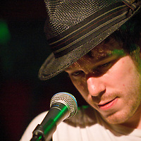 John Gallagher, Jr. at Rockwood Music Hall, NYC