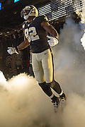 NEW ORLEANS, LA - NOVEMBER 8:  Benjamin Watson #82 of the New Orleans Saints runs onto the field before a game against the Tennessee Titans at Mercedes-Benz Superdome on November 8, 2015 in New Orleans, Louisiana.  The Titans defeated the Saints in overtime 34-28.  (Photo by Wesley Hitt/Getty Images) *** Local Caption *** Benjamin Watson