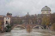 Maltempo a Roma 12-12-08 - Tevere