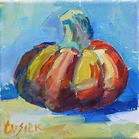 "6"" x6"", Original oil painting on linen"