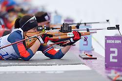 ZAYNULLINA Marta, Biathlon at the 2014 Sochi Winter Paralympic Games, Russia