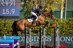 Derbyshire Amanda, GBR, Luibanta BH<br /> FEI Jumping Nations Cup Final<br /> Barcelona 2019<br /> © Hippo Foto - Dirk Caremans<br />  03/10/2019