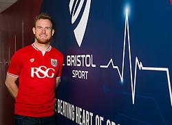 Bristol City loan Signing, Alex Pearce  - Mandatory byline: Joe Meredith/JMP - 19/01/2016 - FOOTBALL - Ashton Gate - Bristol, England - Bristol City