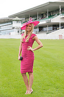 Rosanna Davison Guest judge for this year?s Anthony Ryan?s Best Dressed Lady Competition at the Galway Races. A prize package of ?20,000 is on offer to winner of the Anthony Ryan?s Best Dressed Lady Competition which this year takes place on Ladies Day Thursday 2nd August 2012. Photo:Andrew Downes.