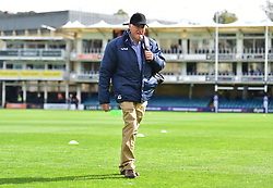 Worcester Warriors Director of Rugby Alan Solomons - Mandatory by-line: Alex James/JMP - 28/09/2019 - RUGBY - Recreation Ground - Bath, England - Bath Rugby v Worcester Warriors - Premiership Rugby Cup