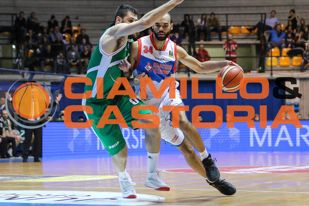 Pallacanestro Cantu' - Sidigas Scandone Avellino<br /> Serie A  2017/2018<br /> Desio 04/03/2018<br /> Foto Ciamillo-Castoria