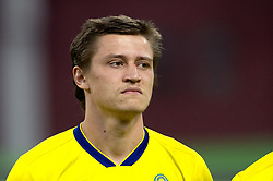 January 11, 2019 - Doha, QATAR - 190111 Sweden's Simon Thern during the international friendly football match between Sweden and Iceland on January 11, 2019 in Doha..Photo: Niklas Larsson / BILDBYRÃ…N / kod NL / 44174 (Credit Image: © Niklas Larsson/Bildbyran via ZUMA Press)