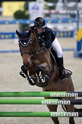 Andersson Petronella, SWE, Cantacorda<br /> CSI2* Ifor Williams Prijs<br /> Vlaanderens Kerstjumping Memorial Eric Wauters<br /> © Dirk Caremans<br /> 27/12/2016