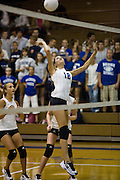MCHS Varsity Volleyball.vs Monticello.9/18/2007.. The Varsity Volleyball team lost to Monticello in 5 games last night. Kendall White had 11 kills and Jessa Hill had 9 blocks. Erin Warren chipped in with 22 assists on the night. Madison (4-6) will start district play next Tuesday when they host Rappahannock.