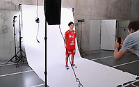 Volleyball 1. Bundesliga  Saison 2019/2020  Media Day Fotoshooting  TV Rottenburg  06.09.2019 Taichi Kawaguchi