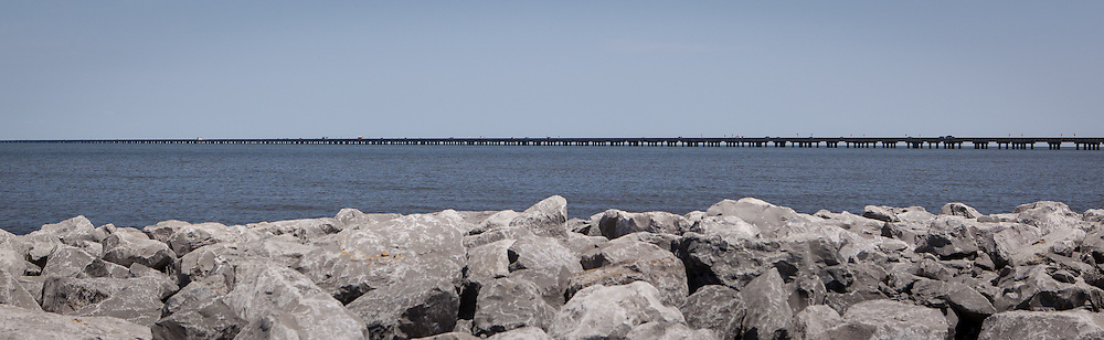 Lake Pontchartrain Causeway; Metairie, Louisiana