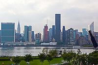 View from 46-30 Center Boulevard