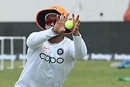 Cricket - India Practice in Antigua 210819