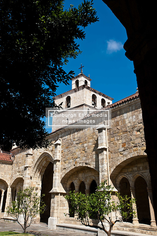 Santander Cathedral, Spain<br /> <br /> (c) Andrew Wilson | Edinburgh Elite media