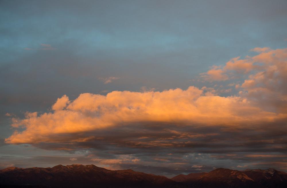 03 DEC 2012: Rio Grande Del Norte project in Taos, NM. <br /> (Joshua Duplechian)