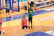 Parma 14 Febbraio 2012 <br /> Nazionale Italiana Femminile Allenamento<br /> Nella foto: Abjola Wabara<br /> Foto Ciamillo