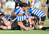 Match 12 Vodacom Cup - Boland Cavaliers v DHL Western Province , Caledon, 21 March 2015