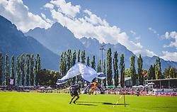 08.09.2018, Lienz, AUT, 31. Red Bull Dolomitenmann 2018, im Bild Ameseder Gerald (AUT, fitstore24. com) // Ameseder Gerald (AUT, fitstore24. com) during the 31 th Red Bull Dolomitenmann. Lienz, Austria on 2018/09/08, EXPA Pictures © 2018, PhotoCredit: EXPA/ JFK