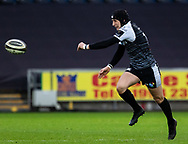 Sam Davies of Ospreys<br /> <br /> Photographer Simon King/Replay Images<br /> <br /> Guinness PRO14 Round 11 - Ospreys v Scarlets - Saturday 22nd December 2018 - Liberty Stadium - Swansea<br /> <br /> World Copyright © Replay Images . All rights reserved. info@replayimages.co.uk - http://replayimages.co.uk
