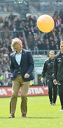 Football: Germany, 2. Bundesliga, 17.05.2015<br />Gertjan Verbeek (Trainer VfL Bochum)<br />© pixathlon
