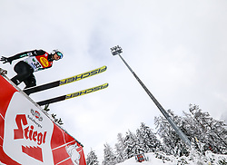 16.12.2017, Nordische Arena, Ramsau, AUT, FIS Weltcup Nordische Kombination, Skisprung, im Bild Go Yamamoto (JPN) // Go Yamamoto of Japan during Skijumping Competition of FIS Nordic Combined World Cup, at the Nordic Arena in Ramsau, Austria on 2017/12/16. EXPA Pictures © 2017, PhotoCredit: EXPA/ Martin Huber