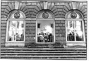 Sir Frances Dashwood 60th birthday party. West Wycombe© Copyright Photograph by Dafydd Jones 66 Stockwell Park Rd. London SW9 0DA Tel 020 7733 0108 www.dafjones.com