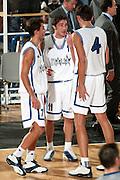Massimo Bulleri, Gianmarco Pozzecco, Nikola Radulovic