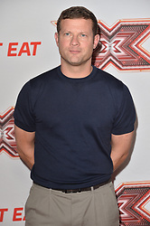 © Licensed to London News Pictures. 30/08/2017. London, UK. DERMOT O'LEARY attends the launch of ITV's The X Factor series. Photo credit: Ray Tang/LNP