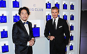 SHANGHAI, CHINA - JANUARY 14: (CHINA OUT)<br /> <br />  David Beckham attends Haig Club promotional event on January 14, 2016 in Shanghai, China. <br /> ©Exclusivepix Media