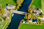 Nederland, Provincie, Plaats, 04-11-2018; <br /> <br /> QQQ<br /> luchtfoto (toeslag op standaard tarieven);<br /> aerial photo (additional fee required);<br /> copyright© foto/photo Siebe Swart