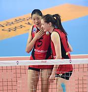 Vakifbank v Fenerbahce - Turkish Women Volleyball League - 25 November 2017