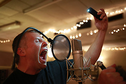 Shangri-La Session with Coralee and the Townies, Tuesday, Sept. 02, 2014 at Shangrila Studios in Lexington .