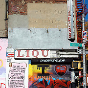 Chico's declaration, Lower East Side