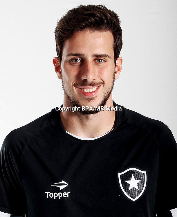 Brazilian Football League Serie A / <br /> ( Botafogo de Futebol e Regatas ) - <br /> Helton Brant Aleixo Leite &quot; Helton Leite &quot;