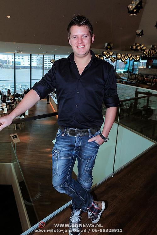 NLD/Amsterdam/20121210 - Presentatie deelnemers Wie is de Mol 2013, Kees Tol