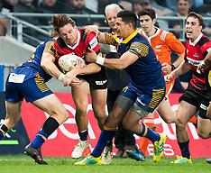 Dunedin-Rugby, Mitre 10 Cup, Otago v Canterbury
