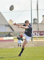 Westport's Out Half Sean Tobin.<br /> Pic Conor McKeown